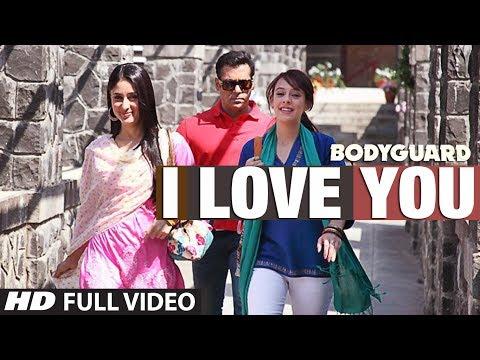 I love you - Full song - Bodyguard