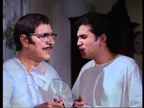 Amar Prem - Natak Khatam - Sharmila Tagore & Rajesh Khanna - Bollywood Hit Scenes