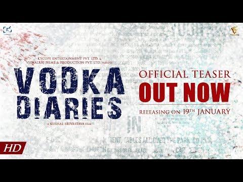 Vodka Diaries | Official Teaser | Kay Kay Menon | Raima Sen | Mandira Bedi | 19th January 2018
