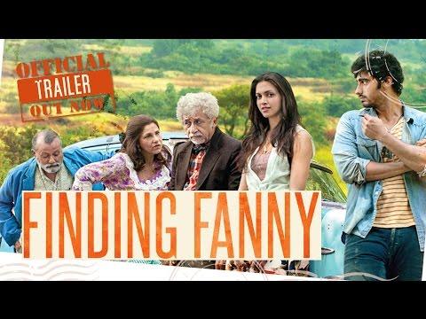 Finding Fanny   Official Trailer [Hindi]   Arjun Kapoor, Deepika Padukone