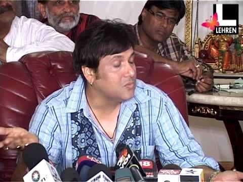 Govinda denies any slap episode with Neeraj Vohra