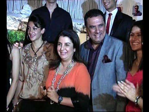 Farah Khan And Boman Irani In 'Shirin Farhad'