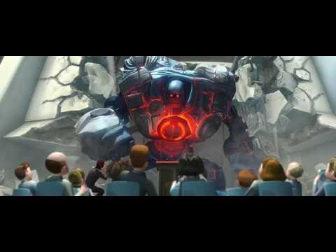 Astro Boy (2009)- Trailer