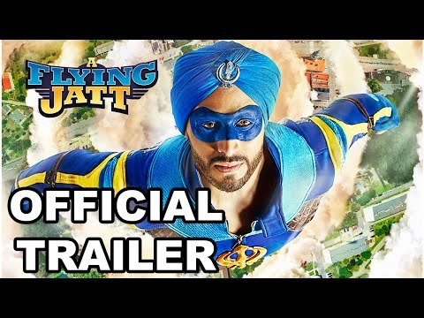 A Flying Jatt Official Trailer