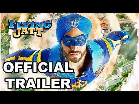 A Flying Jatt Official Trailer
