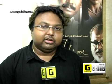 Music Director D. Imman talks about Saattai