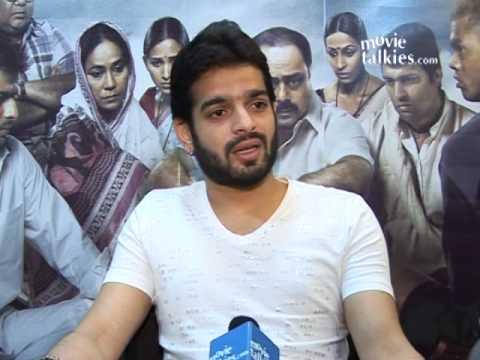 Karan Patel interview on 'City of Gold'