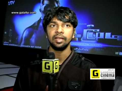 Madhan Karky talks about Mugamoodi