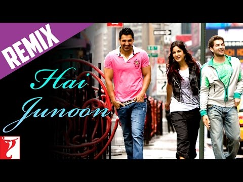 Hai Junoon - Remix Music Video - NEW YORK