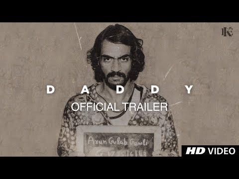 Daddy Official Trailer   Arjun Rampal   Aishwarya Rajesh   21 July