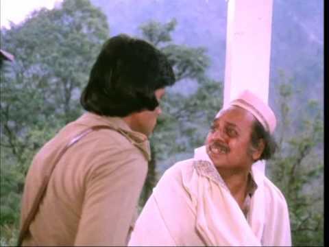 Barsat Ki Ek Raat - Kaali Kahan Hai? - Amitabh Bachchan & Amjad Khan - Bollwood Action Scenes