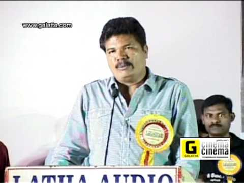 Director Shankar Talks About Sattapadi Kutram