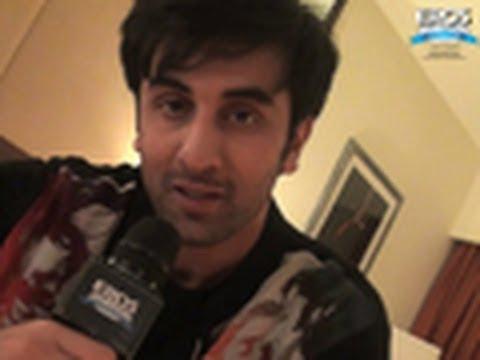 Ranbir at Ahmedabad to promote Rockstar