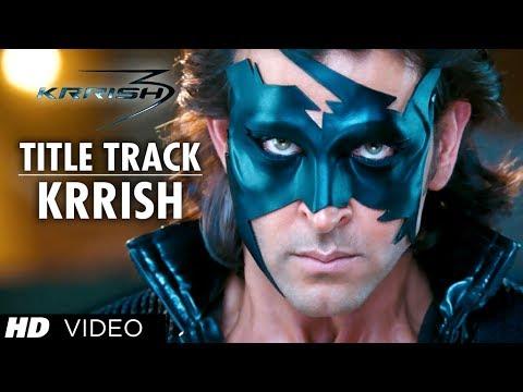 Krrish Krrish Title Song (Video) | Hrithik Roshan, Priyanka Chopra