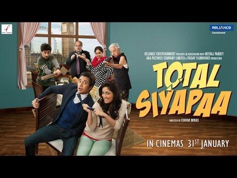 Total Siyapaa Theatrical Trailer   Ali Zafar,Yaami Gautam
