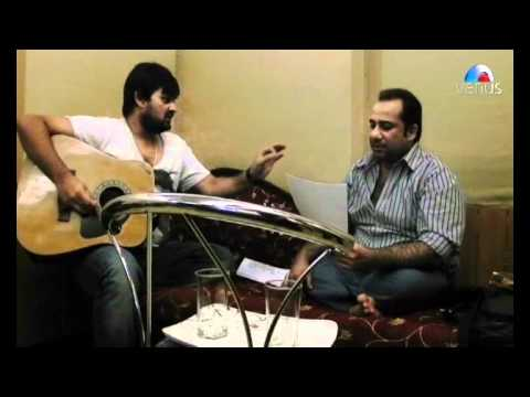 Making of 'Tere Bina' song from the film 'TEZZ'