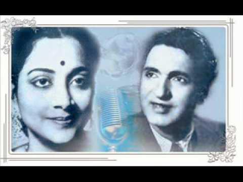 Geeta Dutt, Surendra : Toot gayi hain jeevan beena : Maaya Machhindra (1951)