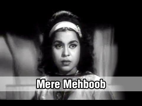 Mere Mehboob Qayamat Hogi - 2 - Kumkum - Mr X In Bombay