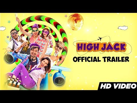 HIGH JACK | Official Trailer | Sumeet Vyas | Sonnalli Seygall | Mantra | Akarsh Khurana | April 20