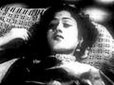 Mil Mil Ke Bichad Gaye Nain - Classic Bollywood Song - Dev Anand & Madhubala - Aaram