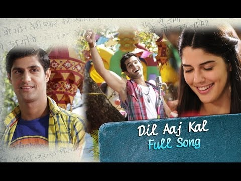 Dil Aaj Kal - Full Song - Purani Jeans