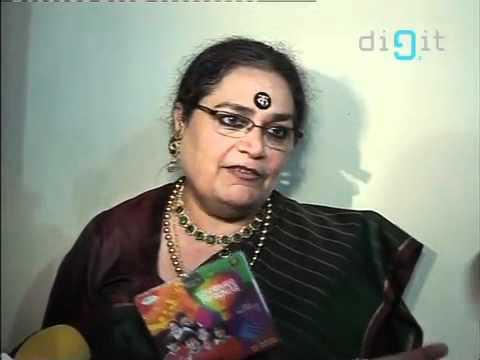 Usha Uthup's Publicity Stunt