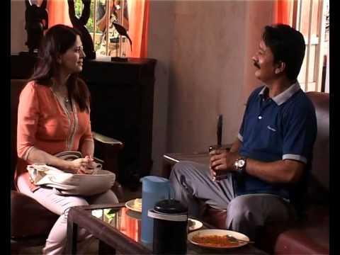 Archana Joglekar Visits PWD House - Married 2 America
