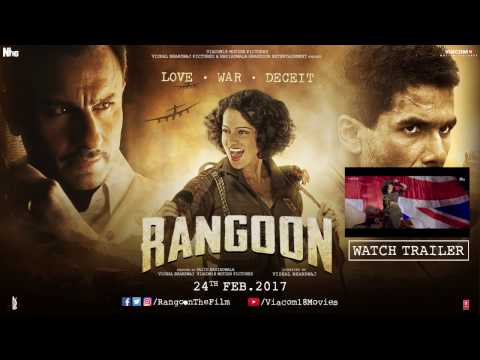 Rangoon - Making Of Trailer