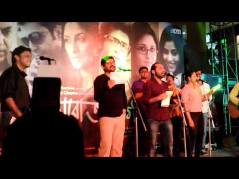 Launching of Music CD - Aashbo Aar Ek Din