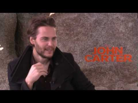 John Carter: Taylor Kitsch Interview