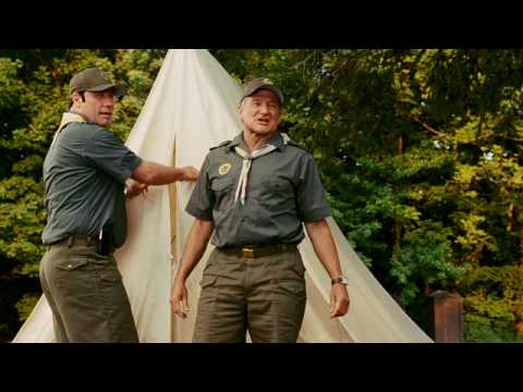 Old Dogs: Behind The Scenes - Supporting Cast Featurette