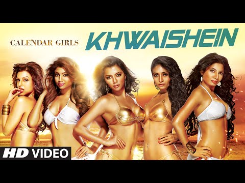 Khwaishein (Rock Version) VIDEO Song - Arijit Singh, Armaan Malik | Calendar Girls | T-Series