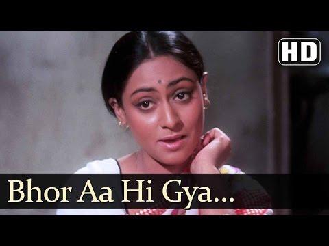 Bawarchi - Bhor Aayee Gaya Andhiyara - Manna Dey - Kishore Kumar