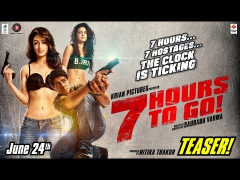 7 HOURS TO GO OFFICIAL TEASER