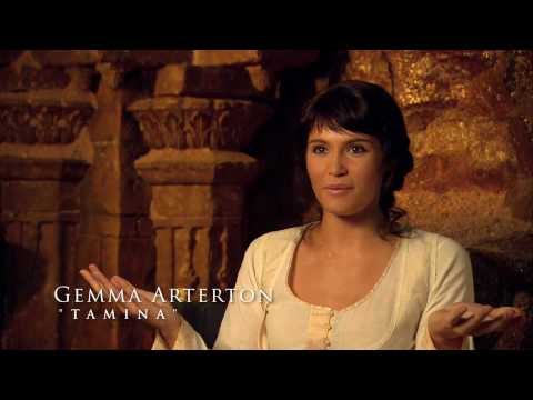 Prince of Persia - Princess Tamina Featurette