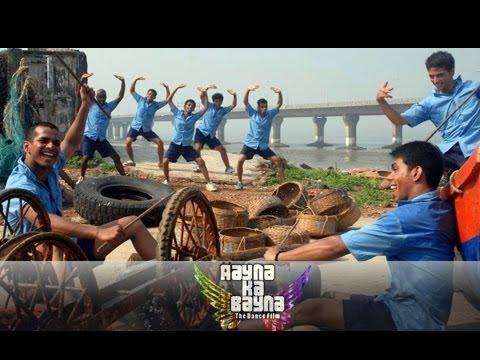 Marathi Movie- 'AAYNA KA BAYNA' - Song Making