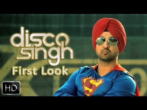 Disco Singh | Official Theatrical Trailer | Diljit Dosanjh, Surveen Chawla | Releasing 11 April 2014