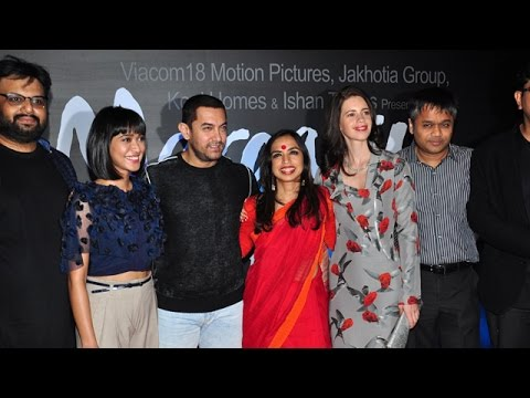 Trailer Launched Of Movie Margarita, With A Straw | Aamir Khan