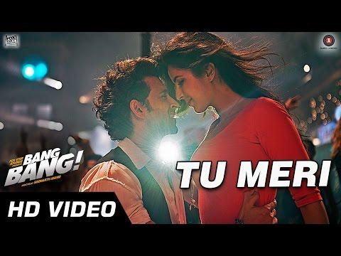 Bang Bang : Tu Meri Video feat Hrithik Roshan & Katrina Kaif | Vishal Shekhar
