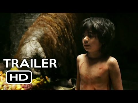 The Jungle Book Official Trailer #1