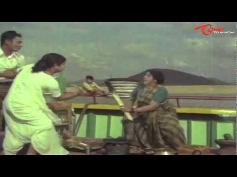 Suryakantham Comedy Dialogues On Boat