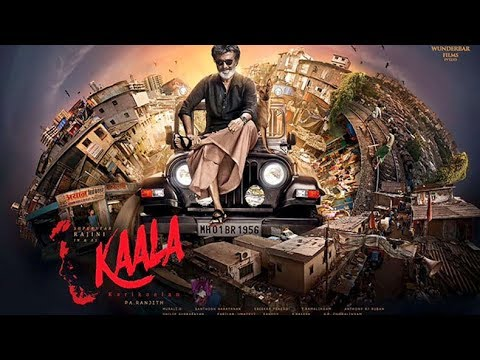 Kaala Official Hindi Trailer Rajnikanth | Huma Qureshi | Samuthirakani | Goldmines entertainment