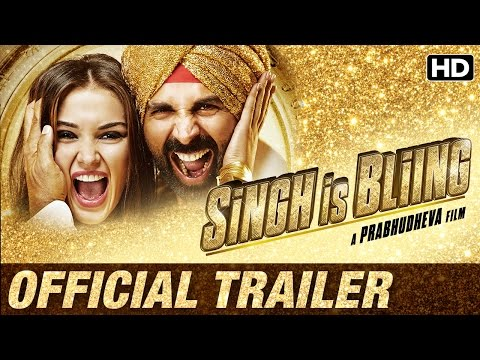 Singh Is Bliing Official Trailer with English Subtitle | Akshay Kumar, Amy Jackson
