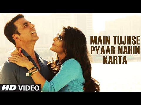 'Main Tujhse Pyaar Nahin Karta' VIDEO Song | Baby Movie