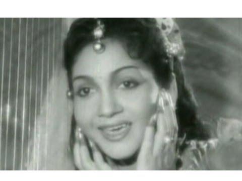 Anjali Devi, Gemini Ganesan - Neeye En Vaazhvil - Manalane Mangayin Bhagyam Tamil Song
