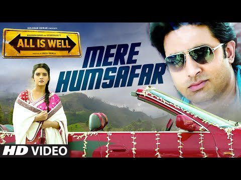 Mere Humsafar VIDEO Song - Mithoon & Tulsi Kumar | All Is Well | T-Series