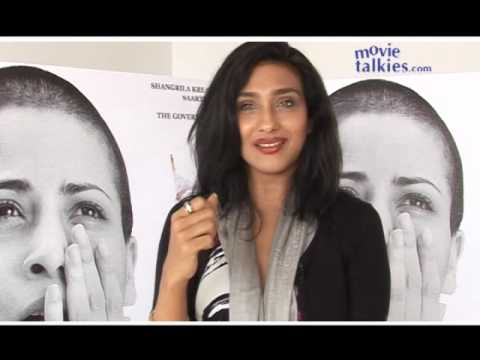 Rituparna: It's my first English film and it's unique!