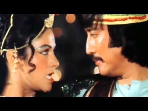 Tu Chali Aa Meri Mehbooba - Danny , Aruna Irani, Kali Ghata Song