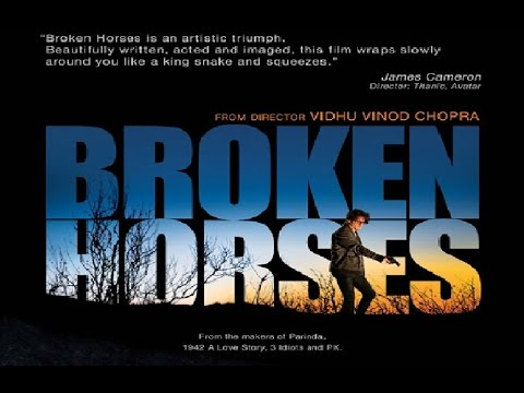 Broken Horses First Look | Vidhu Vinod Chopra | Mickey Rourke