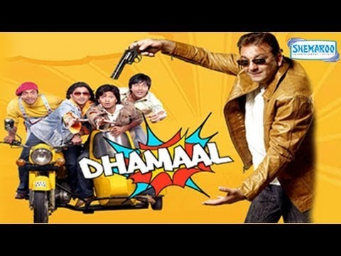 Dhammal - Sanjay Dutt Arshad Warsi Javed Jaffrey & Ritesh Deshmukh - Bollywood Comedy Movie HQ
